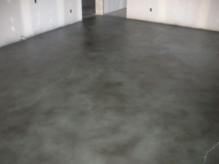 gallery for grey concrete stain