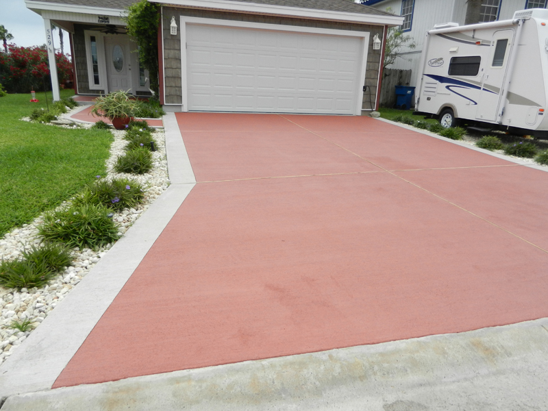 Newlook 174 Solid Colour Stain For Existing Concrete